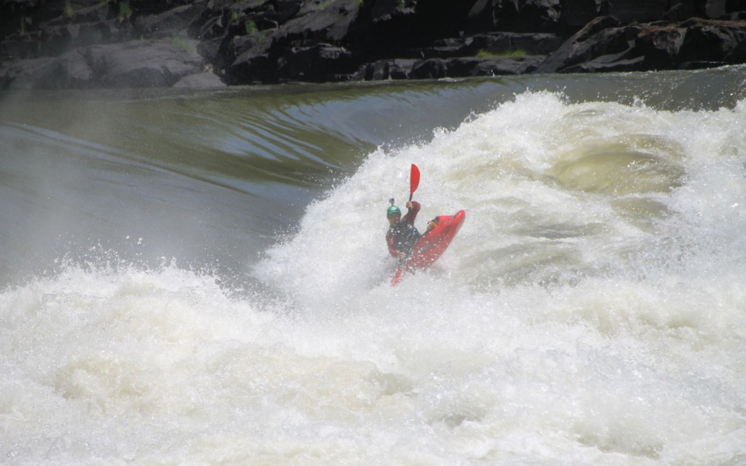 RAW Feature – Introducing Zambezi Kayaking Local Sam Bradford