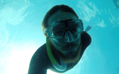 """RAW Feature – Adventure sports, """"the ninja mode"""" and what freediving really is all about."""