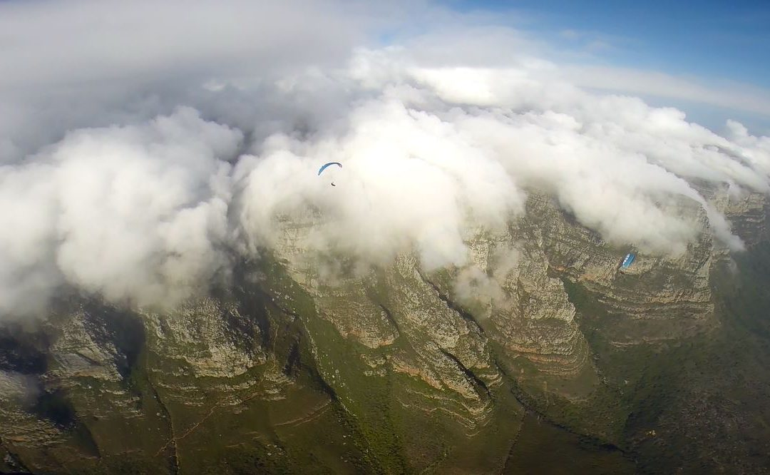 RAW Feature – Turning Dreams Into Reality; Paragliding Cape Town